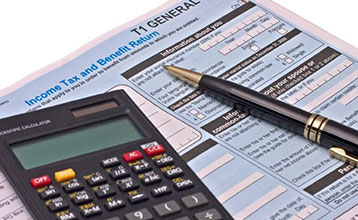 How To Make Tax Time A Little Less Stressful