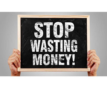 Stop-Wasting-Money